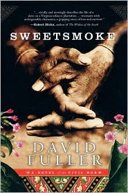 Sweetsmoke by David Fuller (2008, CD) unabridged audiobook ex-library 12 disk
